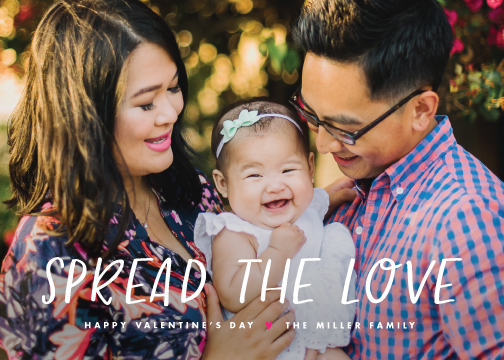 valentine's day - Spread Love by Lauren Chism