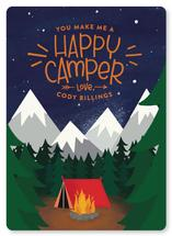 Happy Camping by Siera Olson