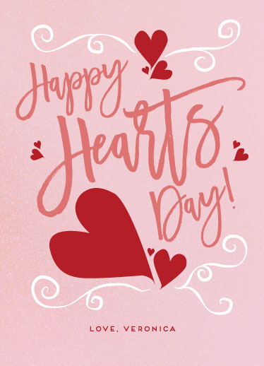 valentine's day - hearts day by Keith Benedek