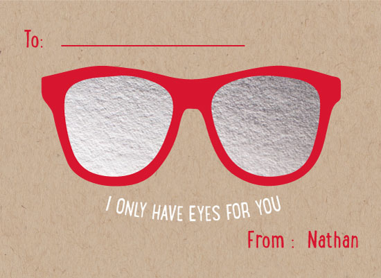 valentine's day - Eyes for You by Estefanie Tawoy