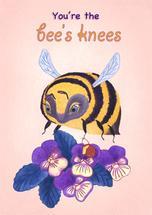 bee's knees by Ellen Lambrichts