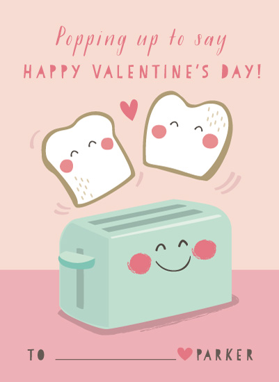 valentine's day - toaster pops by peetie design