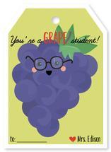 Grape student by AMagnes