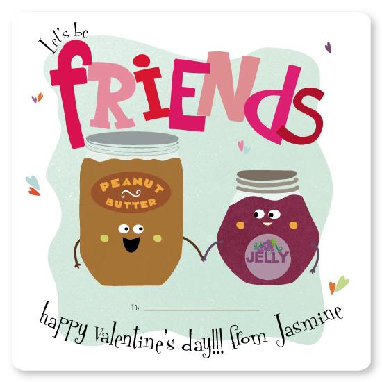 valentine's day - PB&J by Anita Handy