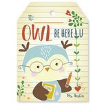 Owl Be Here by YULLY ANA