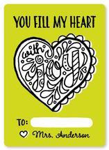 Fill My Heart With Joy by Mandy Porta