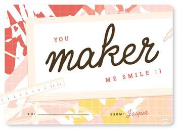 You Maker Me Smile