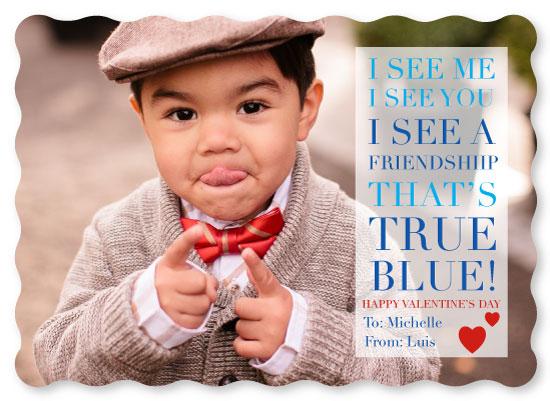 valentine's day - True Blue Friendship by Jason T Smith