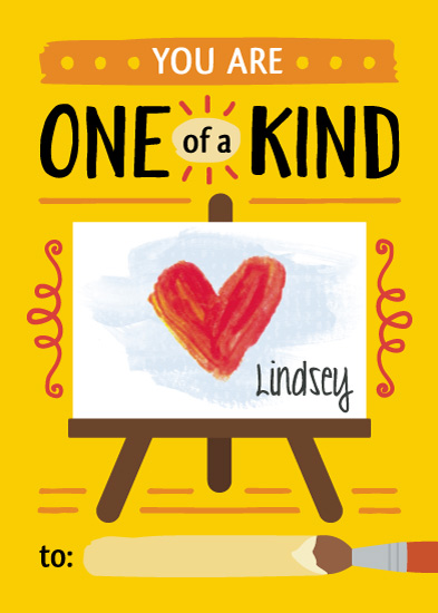 valentine's day - One of a Kind by Mandy Porta