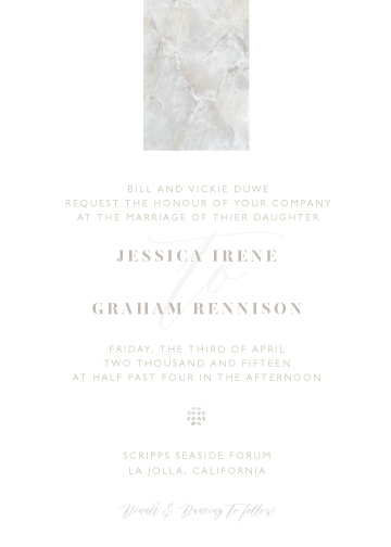 wedding invitations - Biltmore Muse by Sarah Hunt Rothenberg