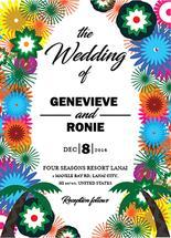 Forest Wedding by Onie
