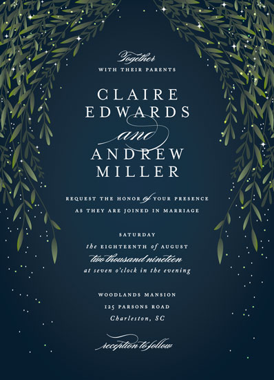 wedding invitations - Dreamkeeper by Jennifer Postorino