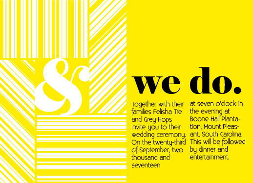 wedding invitations - magazine by Concept Designz