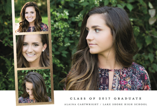 graduation announcements - Photo Booth by Stacey Meacham