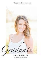 Clean Grad Announcement by Lara Briffa