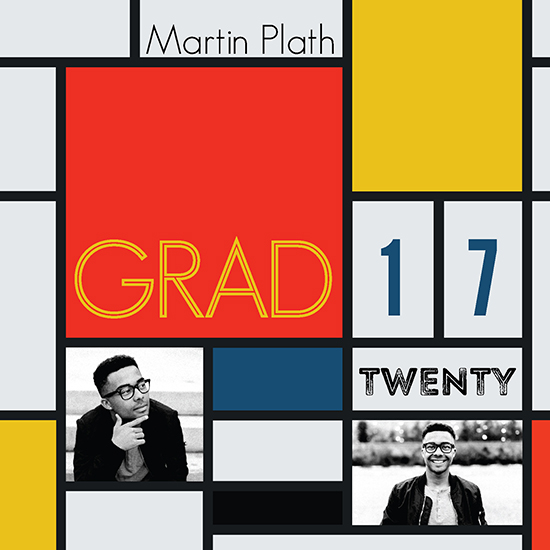 graduation announcements - Mondrian's card by holaholga