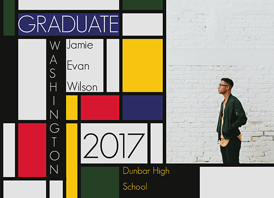 graduation announcements - Ultra composition by holaholga