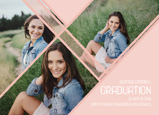 graduation announcements - fine collage by DiRed
