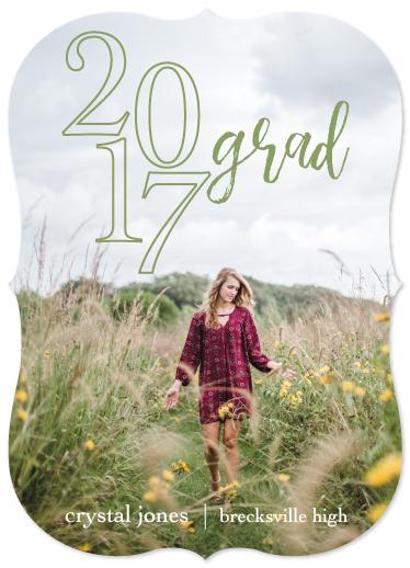 graduation announcements - Create Your Own Path by Rachel Kovach