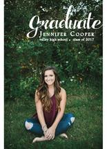 Graduation Announcement... by Lara Briffa