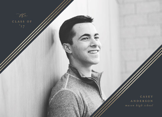 graduation announcements - Cornerwise by Jennifer Postorino