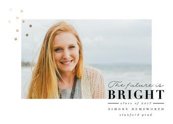 bright grad