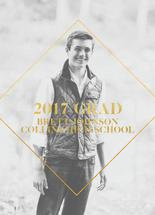 Simply Grand Grad by Rachel Kovach