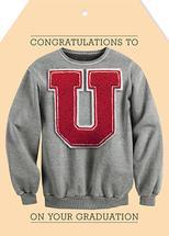 Congrats to U by John Sposato