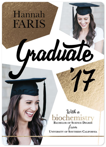 graduation announcements - A Milestone for Celebration by Anastassia Zukova