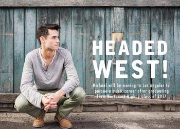 Headed West