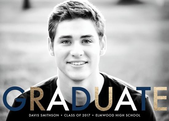 graduation announcements - impactful by lena barakat