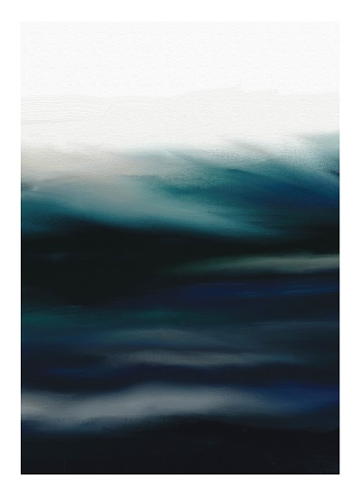 art prints - Deep Waters by Grae Sales