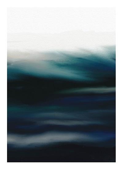 art prints - Deep Waters by Grae Sales