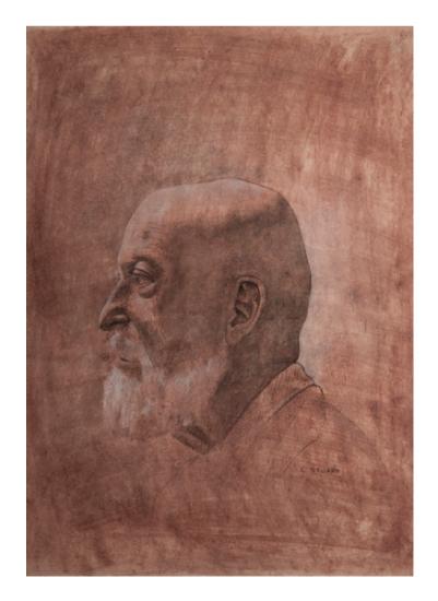 art prints - Human One: Anton by Colin Stuart