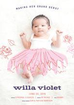 Paper doll - Dancer by Heather Cranston-Lesniewski