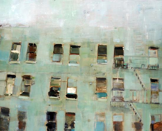 art prints - Windows by Hadas Tal