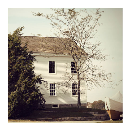 art prints - House by the Water by Gray Star Design