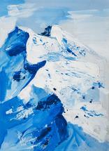 Frozen heaven by Olga Davydova