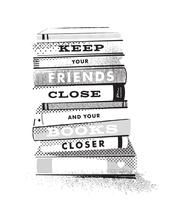 Keep your friends close by Heather Cranston-Lesniewski