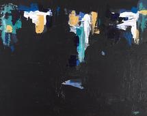 City Nights I by Hannah Lowe Corman