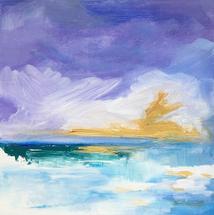 Sunset Spark by Hannah Lowe Corman