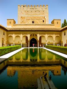 art prints - Alhambra by Sarah Hills