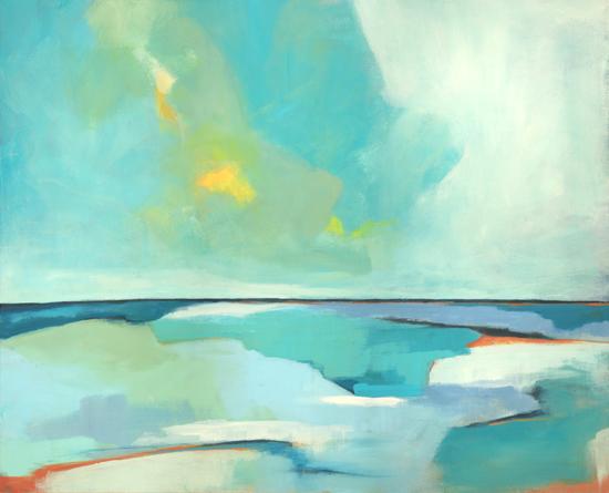 art prints - Crossing Over to Isla by Mya Bessette