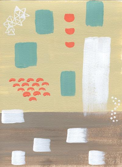 art prints - Quiet Street by Heidi Heitz