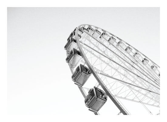 art prints - Ferris Wheel by Pelin Hepcilingirler