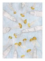 Fingerjelly by Anna Mkhikian