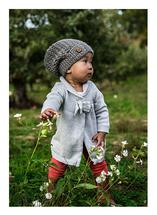 Fall Flower Girl by Christopher Deau