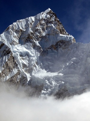 art prints - Mount Everest by deanna bohossian