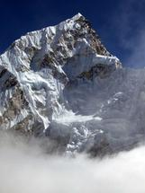 Mount Everest by deanna bohossian