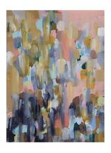 Layered Indigo by Lisa Fay Vongerichten